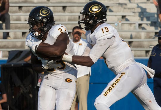 Grambling fell to 0-4 after a loss in Dallas on Saturday.