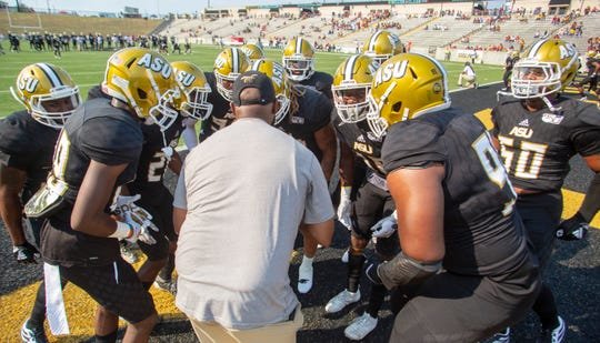The ASU Hornets met the Tuskegee Golden Tigers for the third time in a Labor Day Classic and for the 102nd time in history.