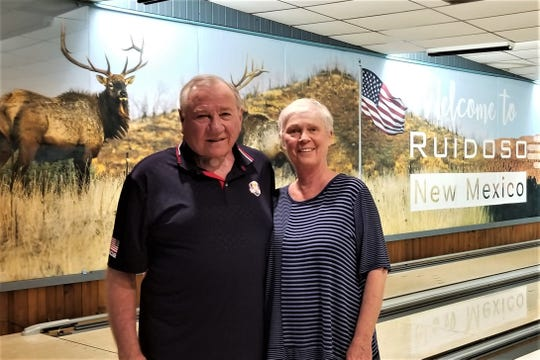 David and Natalie Cecil own the bowling center.