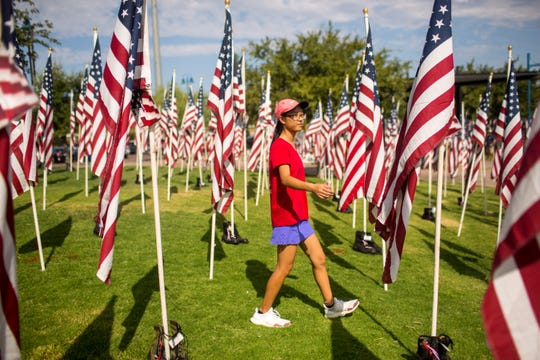 The Treasure Coast honors the memory of those who lost their lives in the Sept. 11 terrorist attacks with Patriot Day remembrance events in Indian River, St. Lucie and Martin counties.