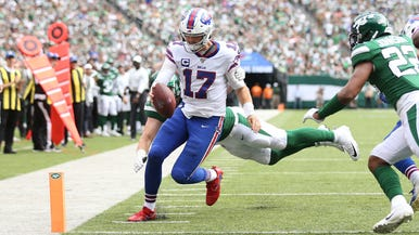 Josh Allen leads Bills second half comeback to top Jets