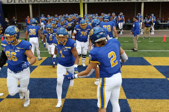 South Dakota State hosts Southern Utah Saturday in Brookings.
