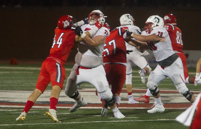 Dixie State's defensive line has been a standout part of the defense. but now that unit will be tested against upper-echelon RMAC offenses.