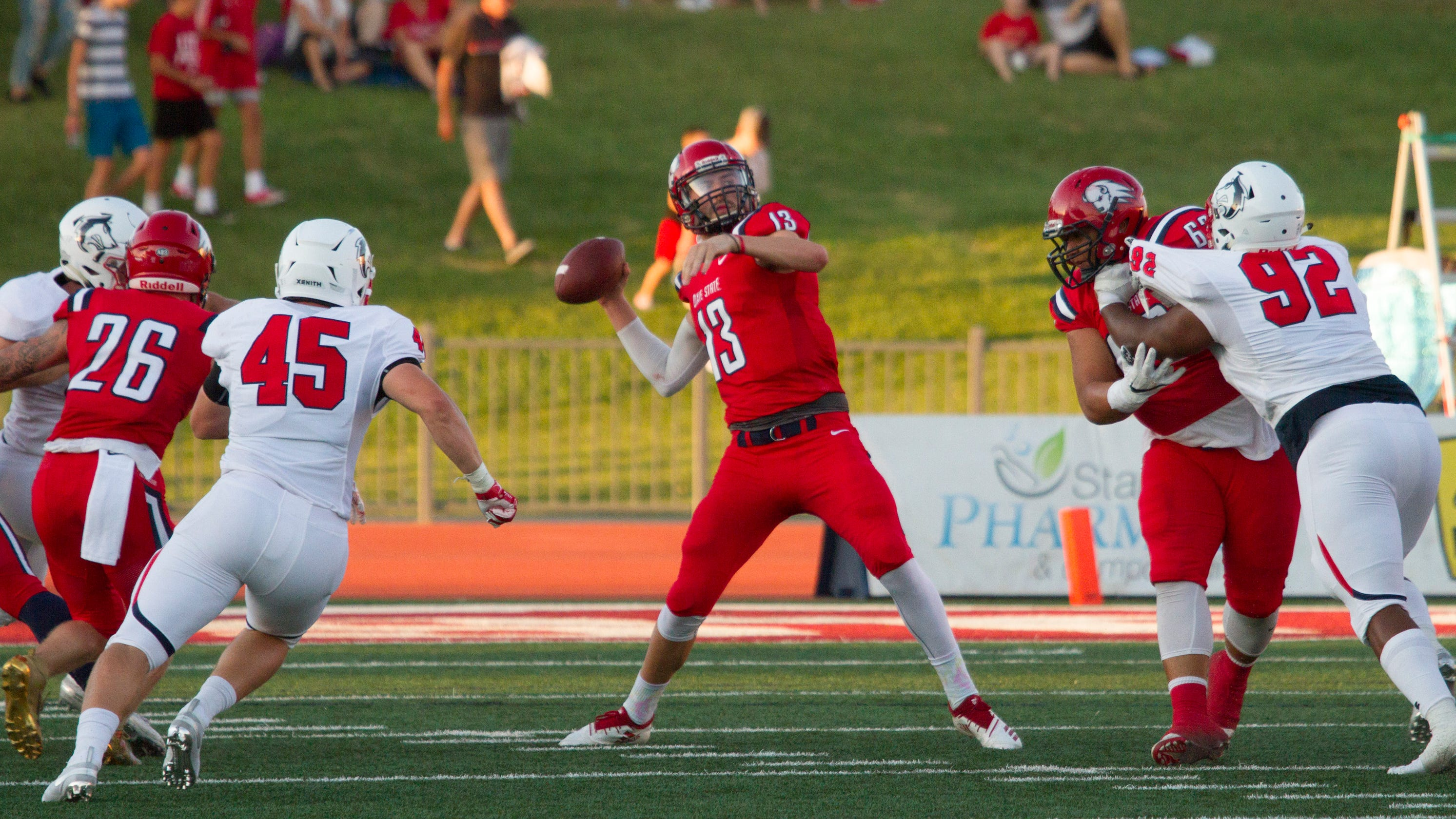 The Peterson Era begins at DSU by finding moments to build on