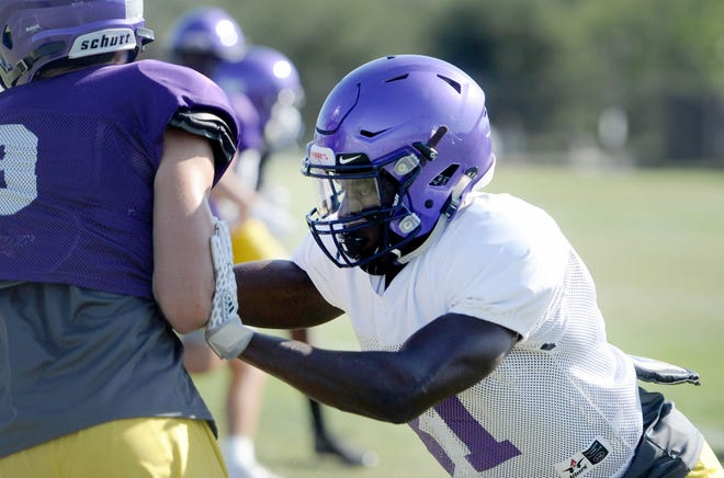 Senior cornerback Obasi Dees became the first Cal Lutheran University football player named first-team All-Southern California Intercollegiate Athletic Conference in all four seasons of his career.