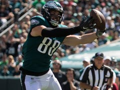 How Eagles' Dallas Goedert and Vikings' Brian O'Neill, a Delaware native, became best friends