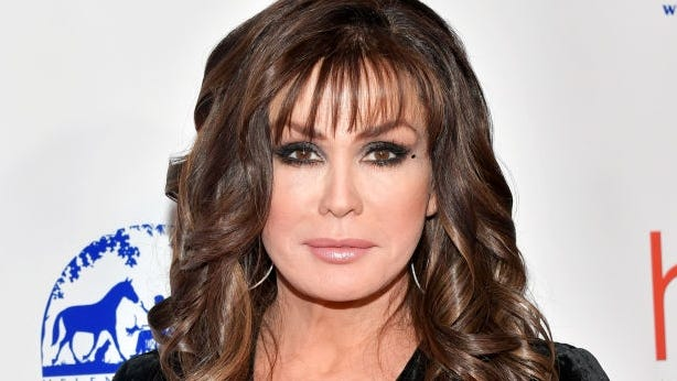 The Talk Marie Osmond On Why She Isn T Leaving Her Children Money