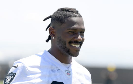 Antonio Brown has been in the news for just about everything but his football prowess.