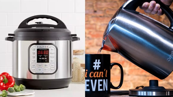 5 best Amazon deals: Cuisinart, Instant Pot, Kindle, and more