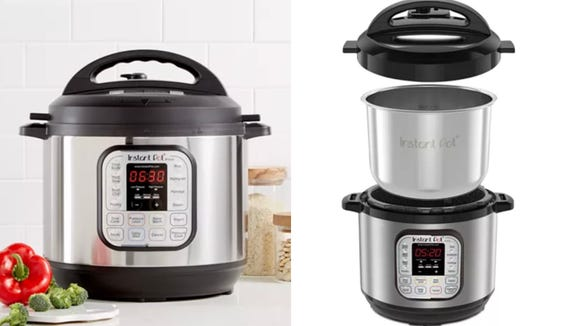 Upgrade your holiday dinners this year with the DUO80 Instant Pot.