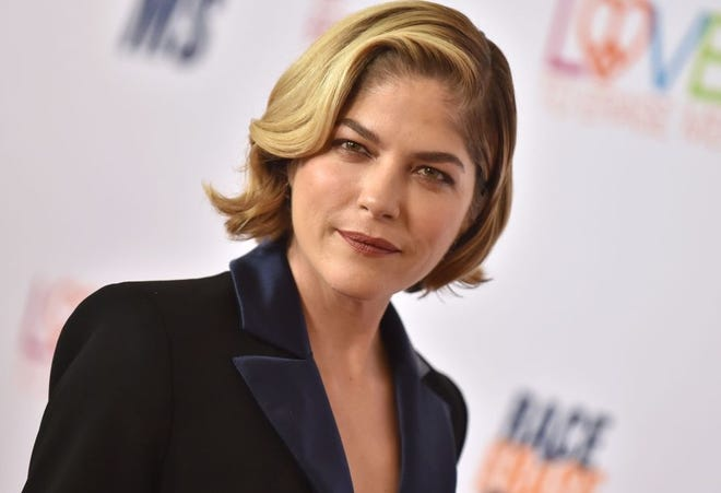 Selma Blair shared her most revealing photo yet.