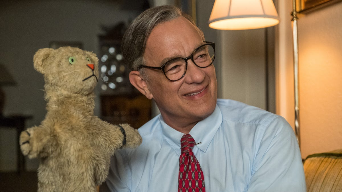 Tom Hanks Tv Chat With Madison Boy Helped Lead Him To Play Mr Rogers