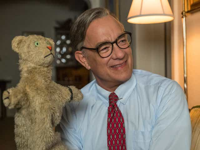 A Beautiful Day In The Neighborhood Tom Hanks Mr Rogers Warms Soul