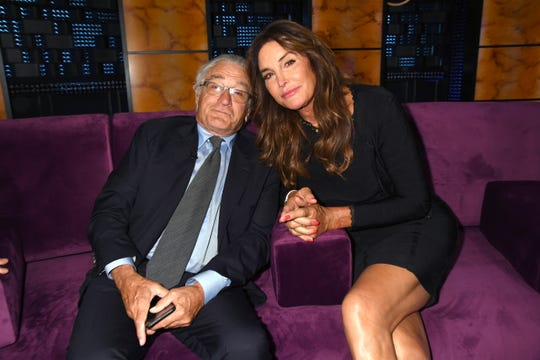 Robert De Niro and Caitlyn Jenner were two of the roasters for Comedy Central's annual mudslinging event.