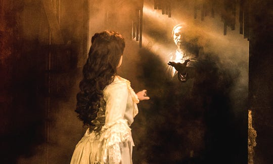 """Phantom of the Opera"" returns to the Fox Cities Performing Arts Center Dec. 4-15."