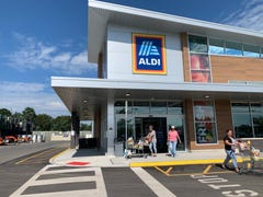 Aldi gets jump on Lidl in Lacey supermarket war