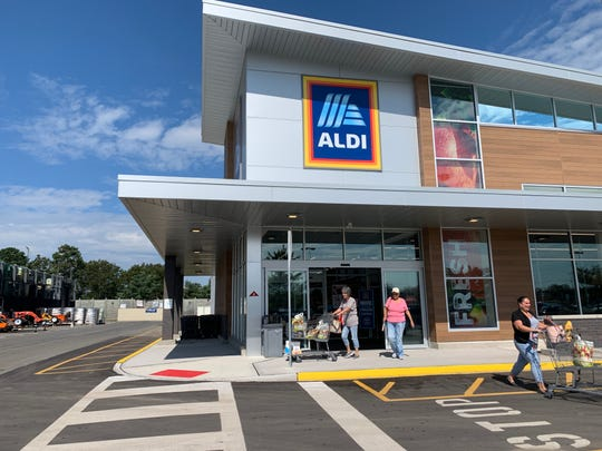 Aldi has opened its new store on Route 9 in Lacey, its fourth location in Ocean County.