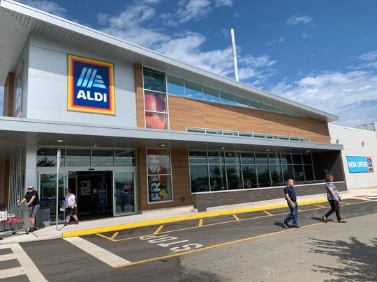 Aldi asks customers not to openly carry firearms, joining a long list of businesses.