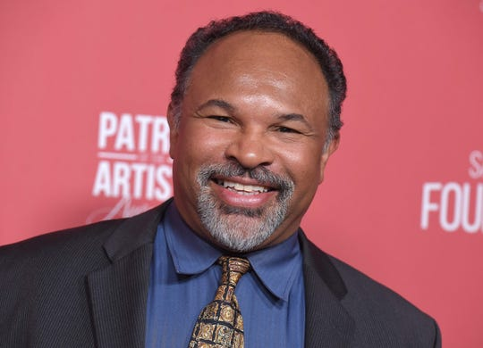Actor Geoffrey Owens attends the The SAG-AFTRA Foundation 3rd Patron of the Artists Awards in Los Angeles, on Nov. 8, 2018.