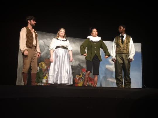 "Tri-Cities Opera will present ""Pinocchio"" at the Tri-Cities Opera Center Saturday afternoon."