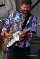 Tab Benoit plays and sings the blues Sept. 19 at the Admiral Theatre.