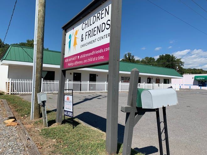 Children and Friends Enrichment Center, which currently occupies this building at 3126 U.S. 70, is planning to construct a new facility at Veterans Park.