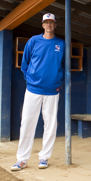 Roy Hallenbeck told the Millville High School baseball team he was stepping down on Monday.