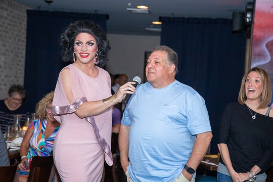 Growing in popularity in cities such as New York and Philadelphia, the drag brunch trend has started popping up in Central Jersey. Venues such as Verve in Somerville and Fatto Americano in New Brunswick have them on their fall schedules. JizzaBella of New York came with Harmonica Sunbeam of Jersey City to entertain with enthusiasm at Fatto Americano in June.