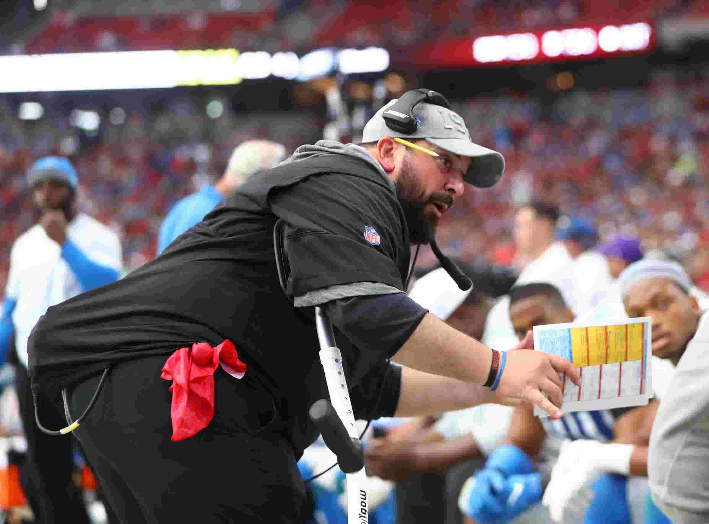 Detroit Lions' Matt Patricia still isn't the right coach for this team | Opinion