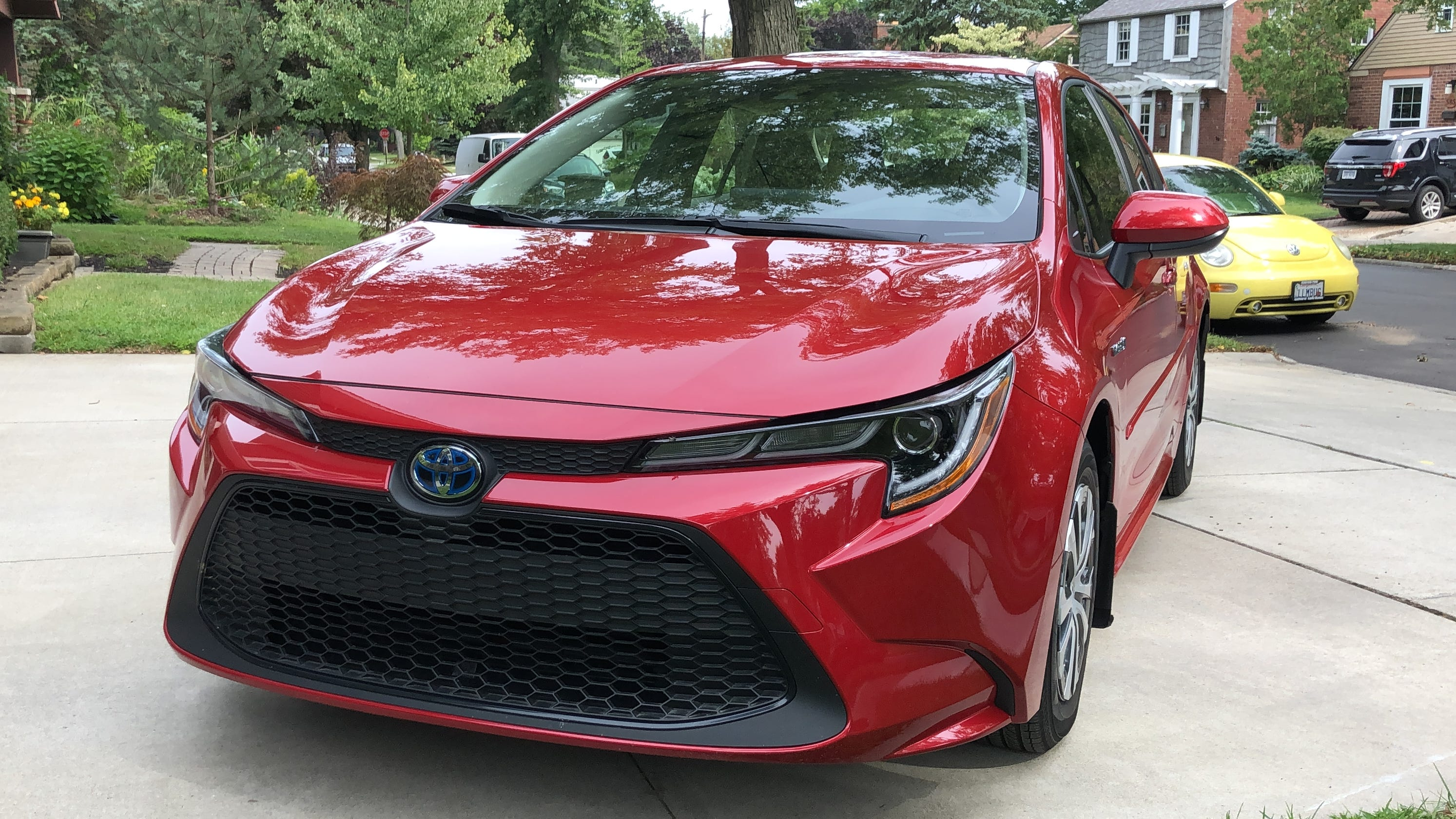 2020 Toyota Corolla hybrid: Every car should be like this
