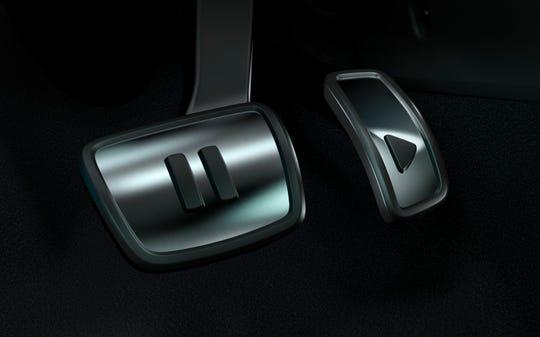 Volkswagen's electric-powered ID.3.