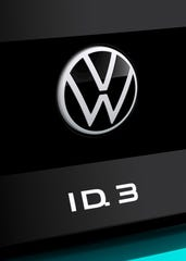 Volkswagen AG is unwrapping a tweaked logo as the world's biggest carmaker ushers in the electric era.