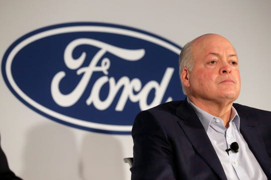 The ratings agencybelieves the automaker's years-long restructuring underCEO Jim Hackettwill be too costly to generate much return for shareholders.