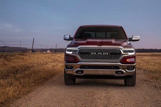 "The Ram 1500 crew cab is the first large pickup to earn a ""Top Safety Pick+"" designation from the Insurance Institute for Highway Safety."