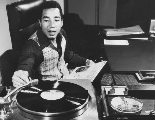 "It was singer/songwriter/producer William ""Smokey"" Robinson, a graduate of Detroit's Northern High, who convinced Gordy to start his own label in 1959, after seeing how little he was being paid for writing and producing songs for Jackie Wilson. Robinson became a vice president at Motown, and  Smokey and the Miracles had their first Motown hit with ""Shop Around"" in 1960."