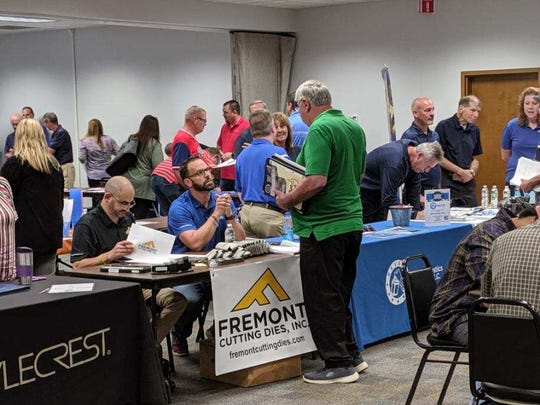For some Atlas Industries employees, Monday's job fair was their first one ever. Some employees had up to 41 years at Atlas. All 110 employees lost their jobs Friday after the company announced it was closing the doors at its Fremont plant. Another 60 Atlas workers lost their jobs in Tiffin.
