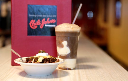 The history of Chili John's is in the secret recipe that's remained the same since the first location opened in 1913.