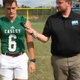 100 yards with Easley High School football's Dylan Lyda