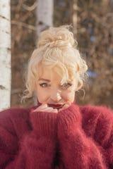 Local Iowa City singer/songwriter Elizabeth Moen.