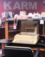 Fun and quirky, vintage finds at the new Mountain Grove KARM store in South Knoxville.