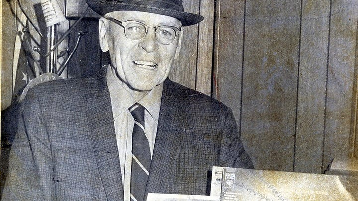 The real 'Boy Named Sue' was a judge from East Tennessee. He was nothing like the song