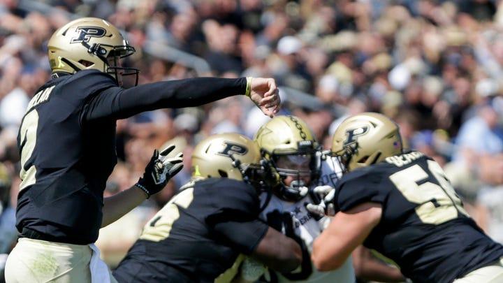 How to watch Purdue vs. TCU football on TV, live stream, betting odds