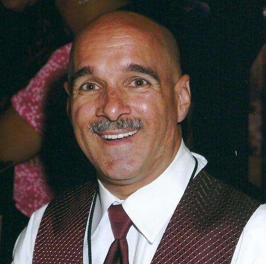 Ted Richard, 56, is running to represent District 2 on Lafayette's new parish council in this fall's election.