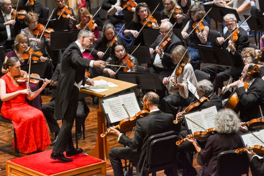 The Columbus Symphony presents The American Festival at the Ohio Theatre (39 E. State St.) at 7:30 p.m.Friday and Saturday, Oct.11 and 12.
