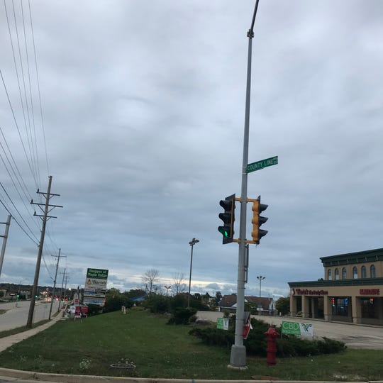 County Line Road leads traffic crashes in Washington County for the last five years. According to a survey of the best and worst driving cities in the state compiled by QuoteWizard insurance, Menomonee Falls and Germantown are ranked four and five, respectively, among the worst.