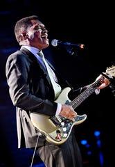 Robert Cray plays Southwest Florida Event Center on Jan. 23.