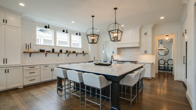Trends Make A Statement In The Kitchen With Custom Cabinets