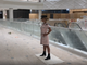 Photo shoot for (201) Magazine in a retail area under construction at American Dream in August 2019. Joram Mushinske/NorthJersey.com