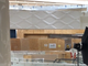 A retail area under construction inside American Dream in August 2019.