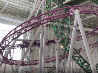 American Dream Nickelodeon Universe giant indoor theme park sells out for first weekend
